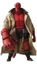 Image: Hellboy 1/12-Scale Action Figure  (Standard Version) - 1000 TOYS