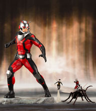 Image: Marvel Avengers Series ArtFX+ Statue: Ant-Man & the Wasp  - Koto Inc.