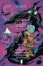 Image: Sea of Stars #1 (cover A - Green) - Image Comics