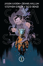 Image: Sea of Stars #1 (cover B - Mignola) - Image Comics