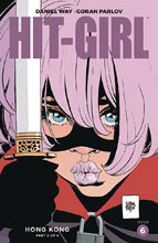 Image: Hit-Girl Season Two #6 (cover A - Parlov) - Image Comics