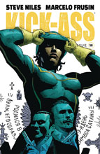 Image: Kick-Ass #16 (cover A - Frusin) - Image Comics