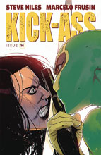 Image: Kick-Ass #16 (cover C - Bengal) - Image Comics