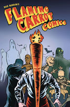 Image: Flaming Carrot Comics Omnibus Vol. 01 SC  - Dark Horse Comics