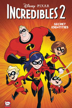 Image: Disney / Pixar Incredibles 2: Secret Identities SC  - Dark Horse Comics