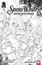 Image: Disney Snow White and Seven Dwarfs #2 - Dark Horse Comics