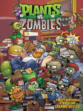 Image: Plants vs. Zombies Vol. 05: Boxed Set HC  - Dark Horse Comics