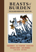 Image: Beasts of Burden Vol. 02: Neighborhood Watch HC  - Dark Horse Comics