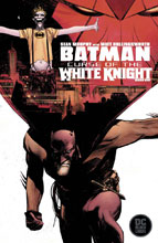 Image: Batman: Curse of the White Knight #1 - DC - Black Label