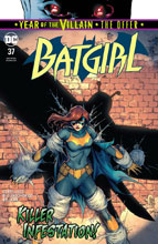 Image: Batgirl #37 (Year of the Villian: The Offer) - DC Comics