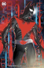 Image: Batman Beyond #34 (variant cover - Kaare Andrews) - DC Comics