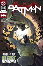 Image: Batman #74 - DC Comics