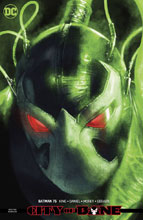 Image: Batman #75 (Year of the Villian: The Offer) (variant card stock cover - Gabriele Dell'Otto) - DC Comics