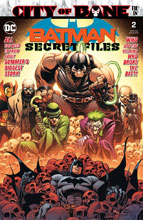 Image: Batman Secret Files #2 - DC Comics