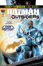 Image: Batman & the Outsiders #3 - DC Comics