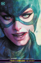 Image: Catwoman #13 (Year of the Villian: The Offer) (variant card stock cover - Stanley Lau) - DC Comics