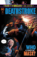 Image: Deathstroke #45 (Year of the Villian: The Offer) - DC Comics