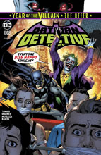 Image: Detective Comics #1008 (Year of the Villian: The Offer) - DC Comics