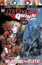 Image: Harley Quinn #63 (Year of the Villian: The Offer) - DC Comics