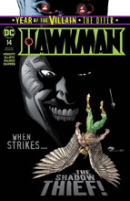 Image: Hawkman #14 (Year of the Villian: The Offer) - DC Comics