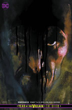 Image: Hawkman #14 (Year of the Villian: The Offer) (variant card stock cover - Bill Sienkiewicz) - DC Comics