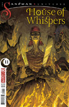 Image: House of Whispers #11 - DC Comics - Vertigo