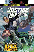 Image: Justice League #28 (Year of the Villian: The Offer) - DC Comics