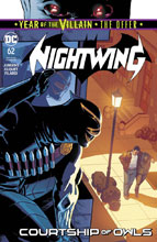 Image: Nightwing #62 - DC Comics