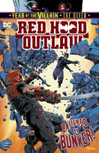 Image: Red Hood: Outlaw #36 (Year of the Villian: The Offer) - DC Comics