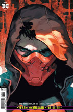 Image: Red Hood: Outlaw #36 (Year of the Villian: The Offer) (variant card stock cover - Yasmin Putri) - DC Comics
