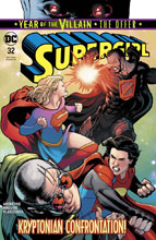 Image: Supergirl #32 (Year of the Villian: The Offer) - DC Comics