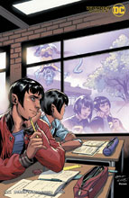 Image: Wonder Twins #6 (variant cover - Emanuela Lupacchino, Ray McCarthy) - DC Comics - Jinxworld
