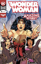 Image: Wonder Woman #74 - DC Comics