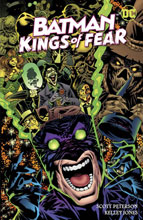 Image: Batman: Kings of Fear HC  - DC Comics