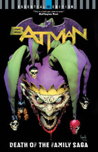 Image: Batman: Death of the Family Saga SC  (DC Essential edition) - DC Comics