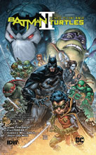 Image: Batman / Teenage Mutant Turtles II SC  - DC Comics