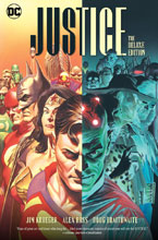 Image: Justice: The Deluxe Edition HC  - DC Comics