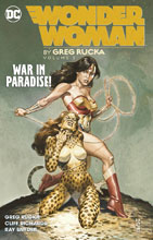 Image: Wonder Woman by Greg Rucka Vol. 03 SC  - DC Comics