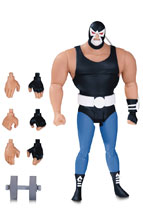 Image: Batman the Animated Series Action Figure: Bane  - DC Comics