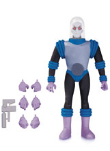 Image: Batman the Animated Series Action Figure: Mr. Freeze  - DC Comics