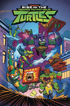 Image: Teenage Mutant Ninja Turtles: Rise of the Teenage Mutant Ninja Turtles Vol. 02: Big Reveal SC  - IDW Publishing
