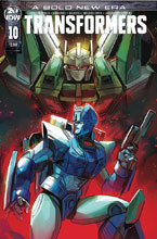 Image: Transformers #10 (cover A - Deer) - IDW Publishing