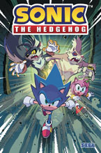 Image: Sonic the Hedgehog Vol. 04: Infection SC  - IDW Publishing