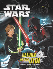 Image: Star Wars: Return of the Jedi Graphic Novel Adaptation SC  - IDW Publishing