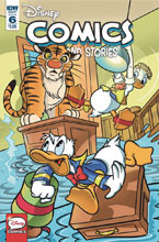 Image: Disney Comics and Stories #6 (cover A - Mazzarello) - IDW Publishing
