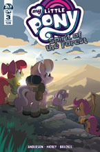 Image: My Little Pony: Spirit of the Forest #3 (cover B - Fleecs) - IDW Publishing