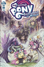 Image: My Little Pony: Friendship Is Magic #80 (cover A - Sherron) - IDW Publishing