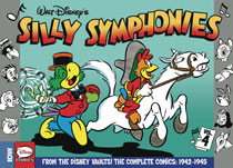 Image: Silly Symphonies: The Sunday Newspaper Comics Vol. 04 - 1942-1945 HC  - IDW Publishing