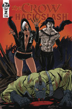 Image: Crow: Hack/Slash #2 (cover A - Seeley) - IDW Publishing