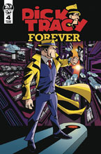 Image: Dick Tracy: Forever #4 (cover A - Oeming) - IDW Publishing